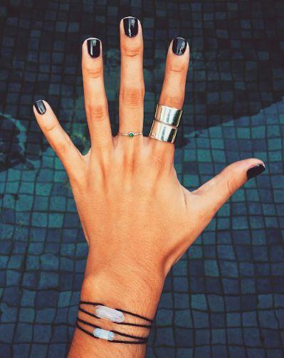 unghii negre