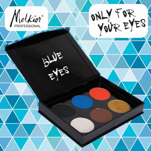 Paleta Blue Eyes MELKIOR (4)