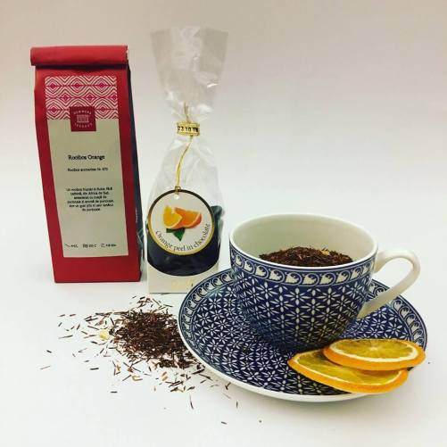 ceai Demmers Teahouse