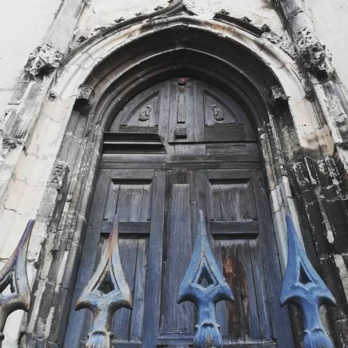 Biserica Evanghelica arhitectura