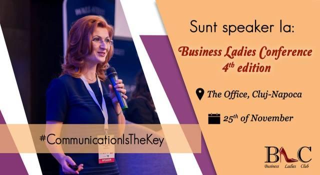 Conferinta business