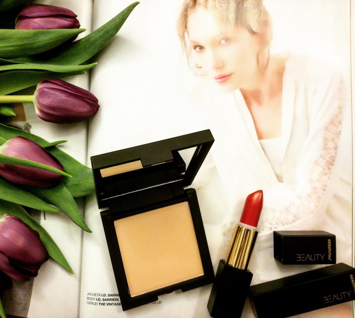 Gama Gerovital Beauty by Farmec - Mai mult decât culoare