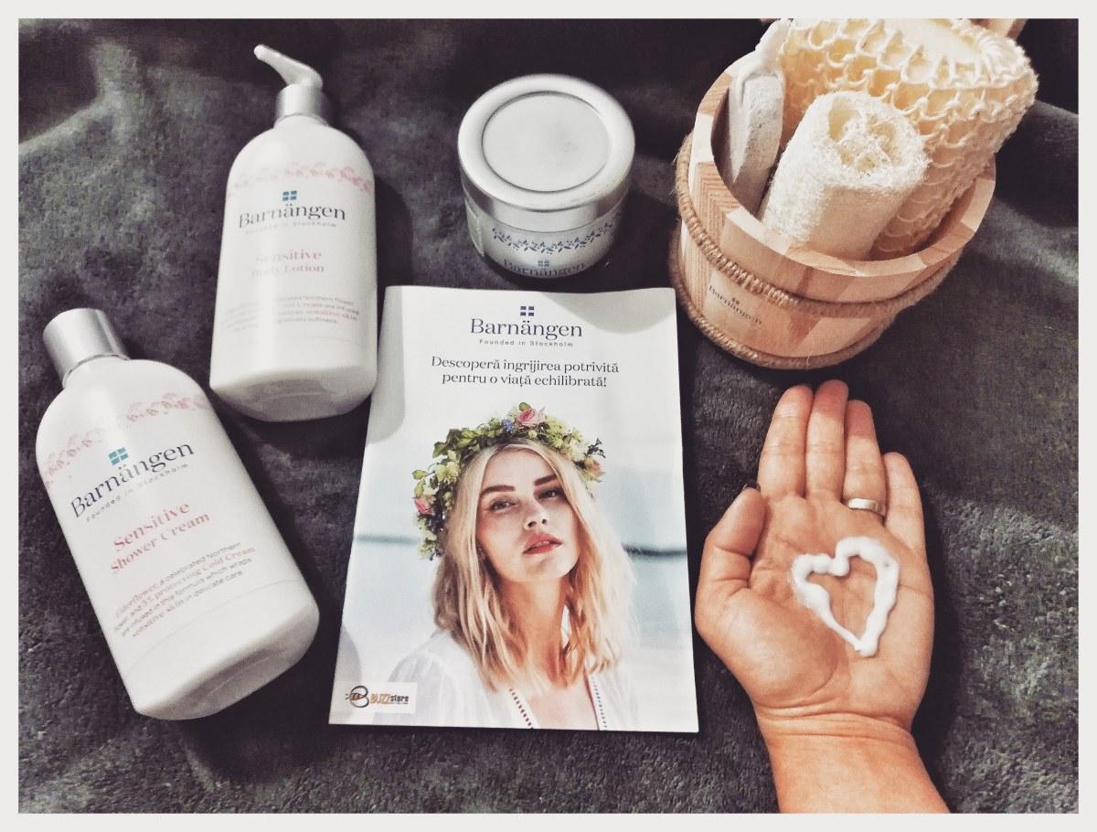 BeautyStory – Experiența mea cu produsele de îngrijire a brandului suedez Barnangen