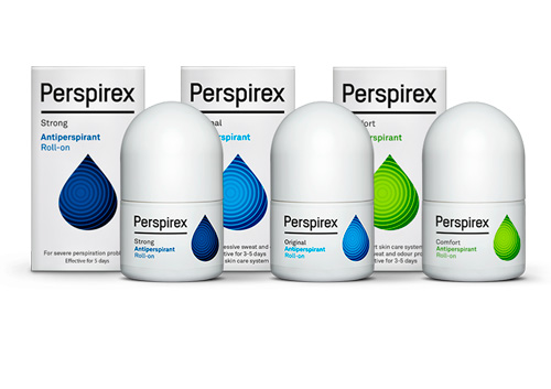 Perspirex roll-on