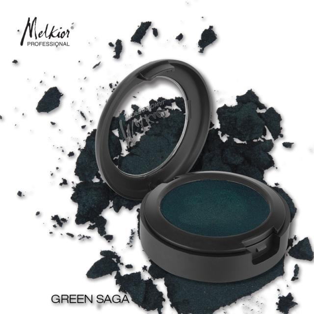 Fard pleoape Ultra Metalic GREEN SAGA Melkior.jpg