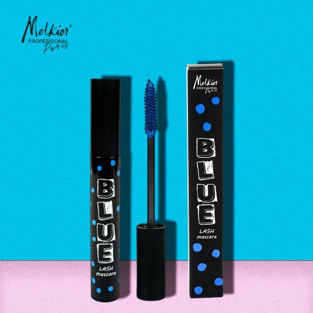 melkior blue mascara